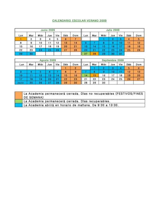 calendarioescolar verano 2009 PYS (BUENO)